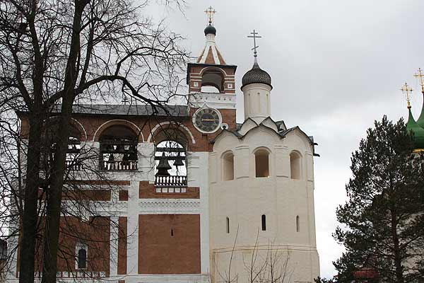 Суздальский троицкий собор с